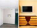 Master bedroom media center/dresser
