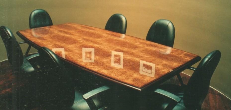 Custom office table