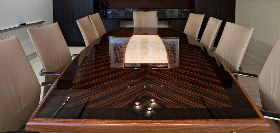 Luxury office table