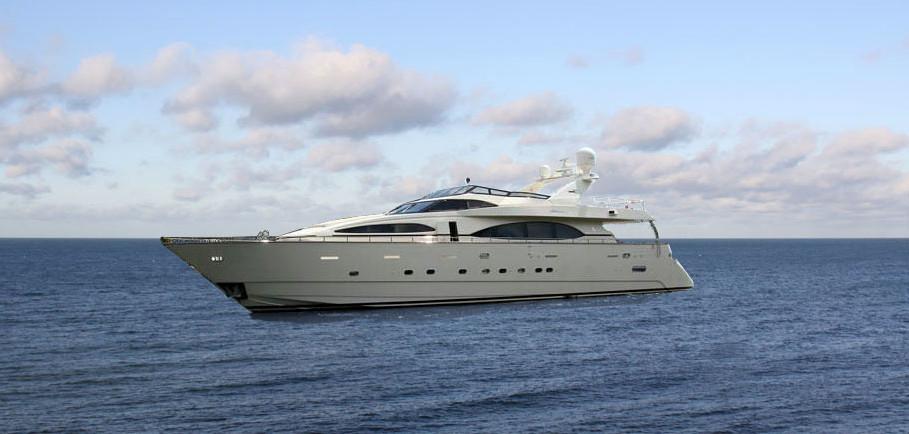 Yacht work